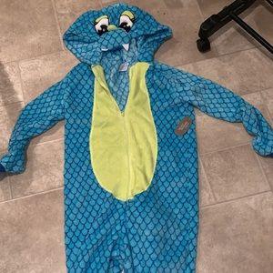 Other - Dinosaur pajama costume